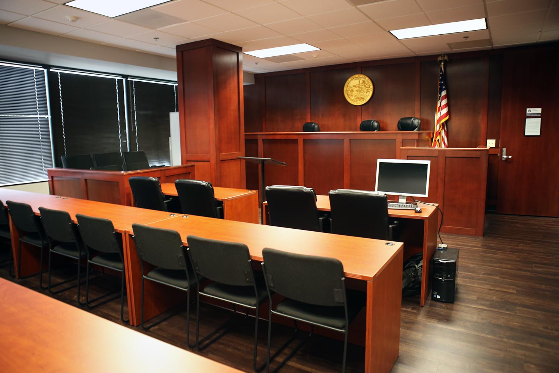 Courtroom Renovation